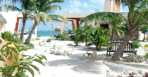 Mayan Beach Garden in Placer / Jardin de Playa Maya