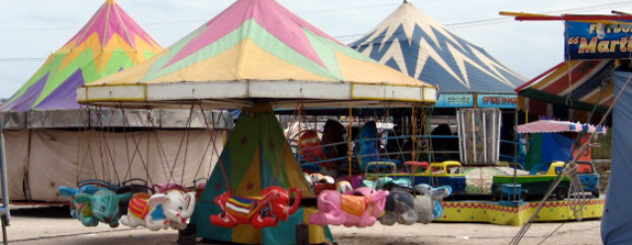 Mahahual Fair