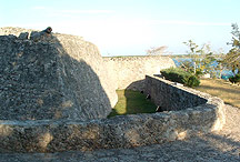 San Felipe Fort in Bacalar