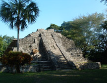 Maya Ruins of Chacchoban