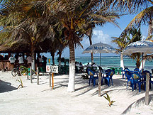 Mahahual Beach-side Restaurants in Mahahual