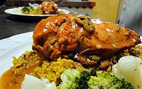 Pollo Pebre