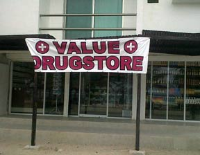 Mahahual Value Drugstore