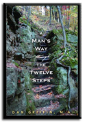 Man's way through the 12 steps