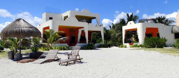 Mayan Beach Garden Inn B Cabana Hotel
